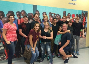 Feed My Starving Children 8/3/15