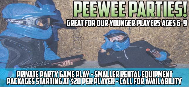 PeeWee Parties