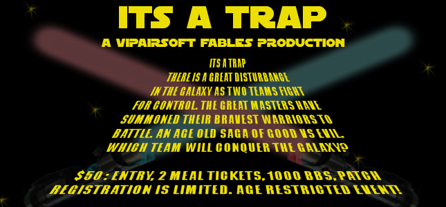 Its a Trap FABLES Lockin