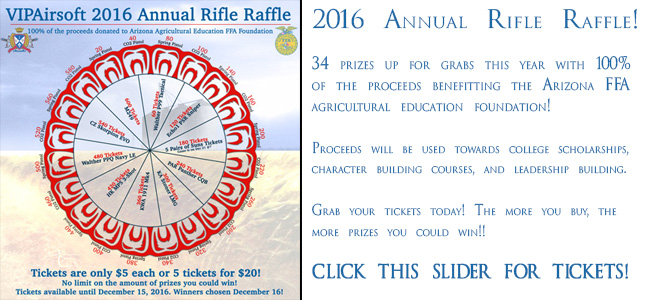 Rifle Raffle