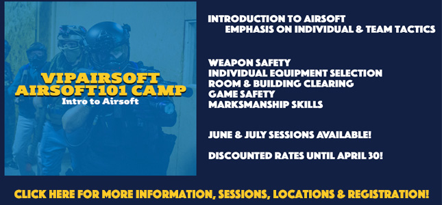 2017 Camp Airsoft101
