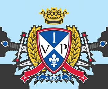 VIP Airsoft Logo
